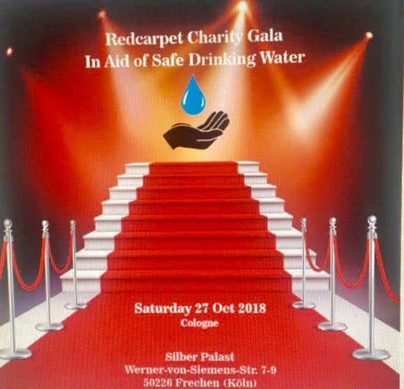 """""""Safe Water"""" Red Carpet Charity Gala"""