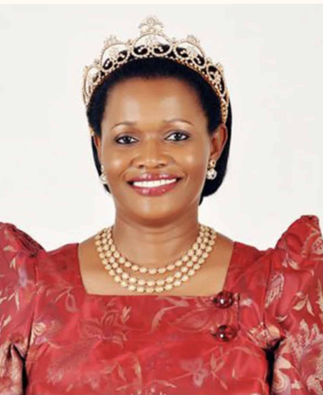 Nabagereka of Buganda Kingdom HRH Queen Sylvia Nagginda