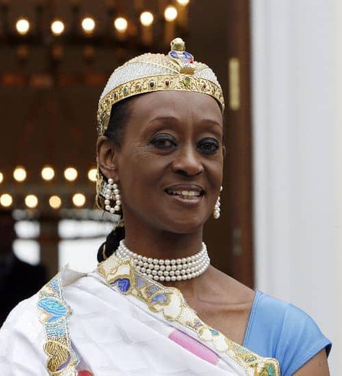 Princess Elizabeth Bagaaya of Toro Kingdom