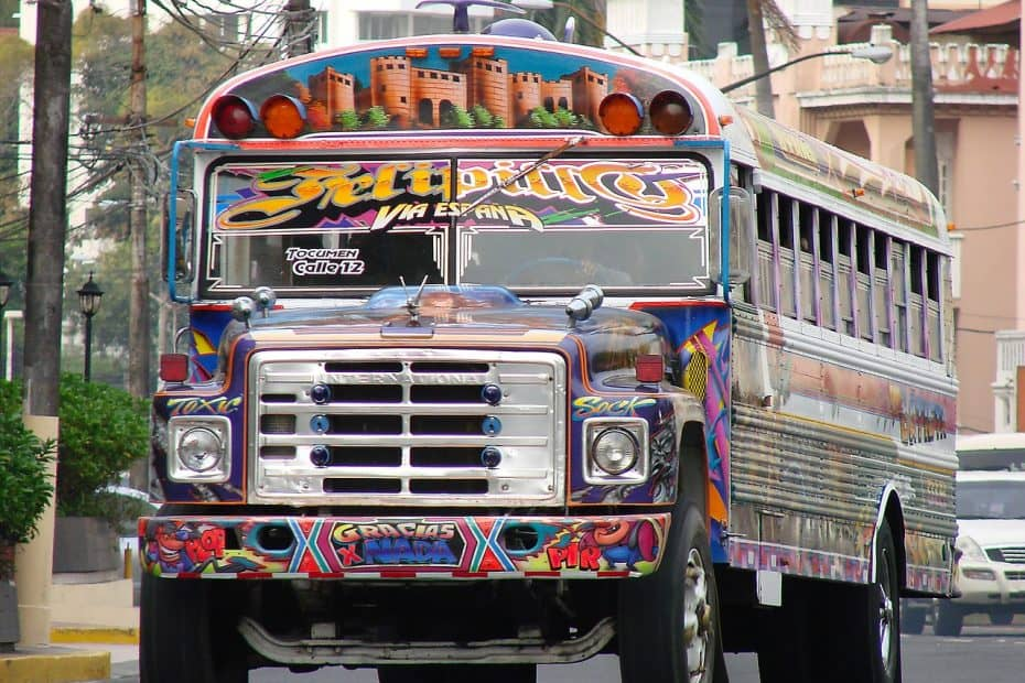 service bus, panama, city