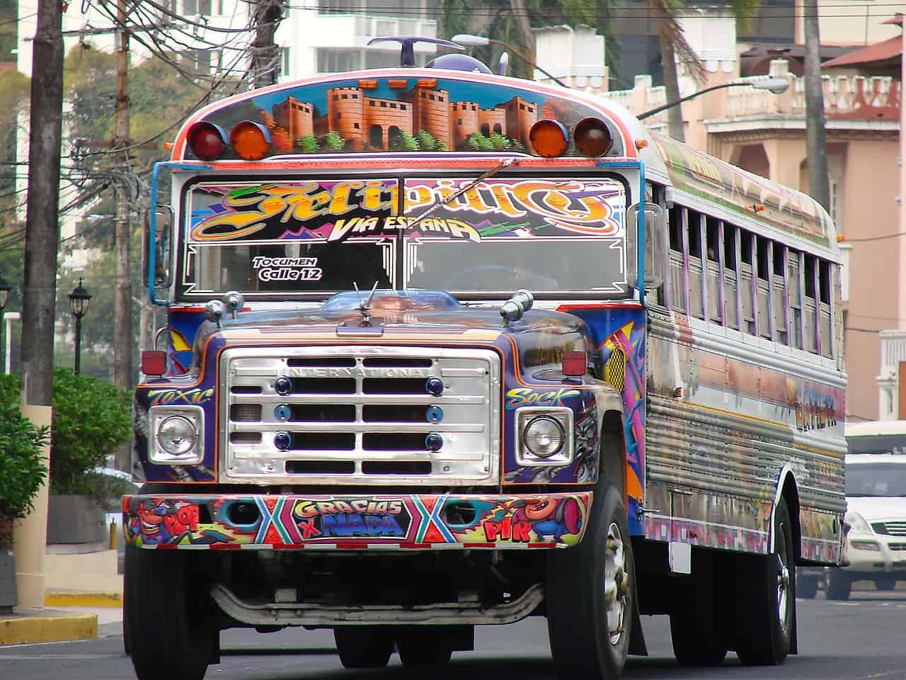 service bus, panama, city-879697