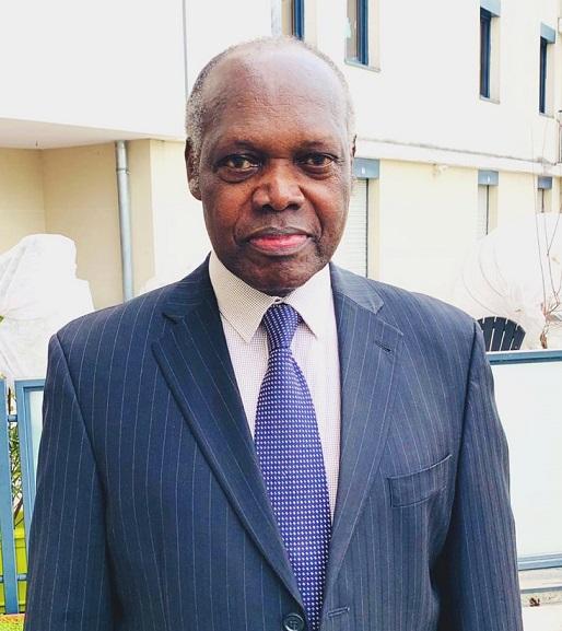 Ambassador Ireneo Namboka