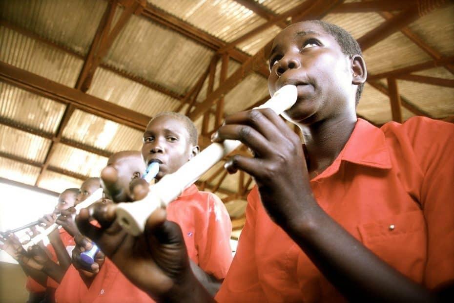 flutes, music, sound