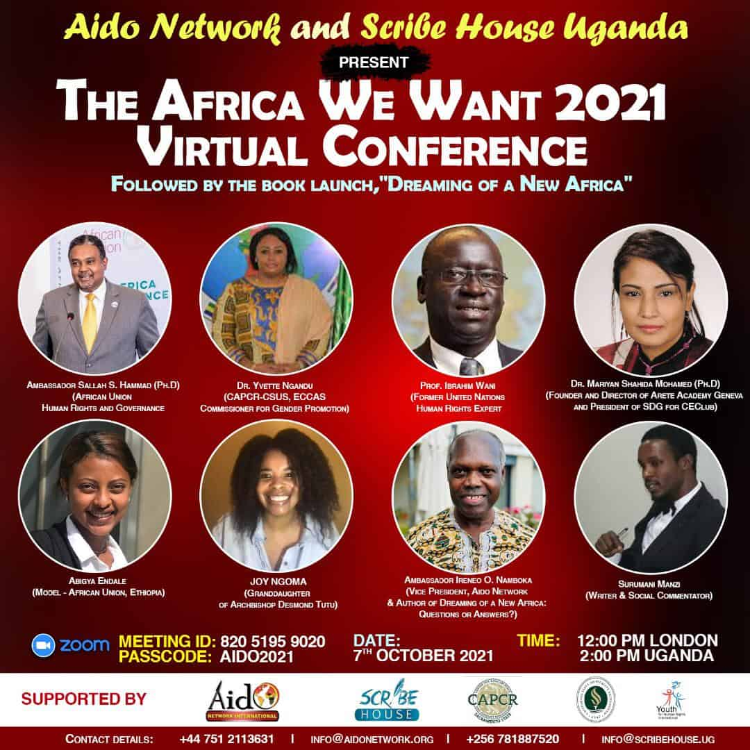 THE AFRICA WE WANT 2021 Virtual Conference